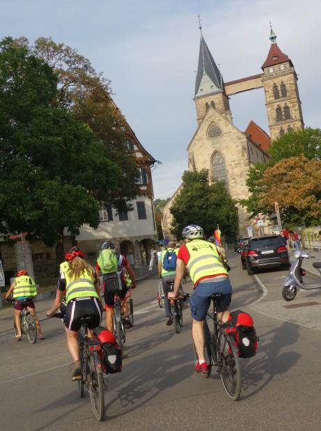 Abstand in Esslingen 1